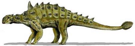 Самый сильный динозавр: Эвоплоцефал
