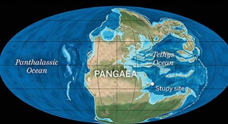 Мезозой климат