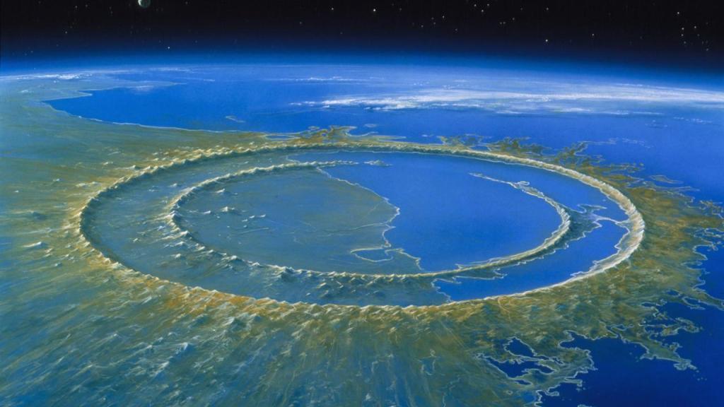 Куда упал метеорит, убивший динозавров и к чему привело его падение