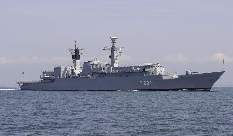 "Fregata ""Regele Ferdinand""(sursa: navy.ro)"
