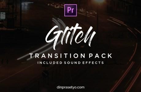 Glitch Transition Pack
