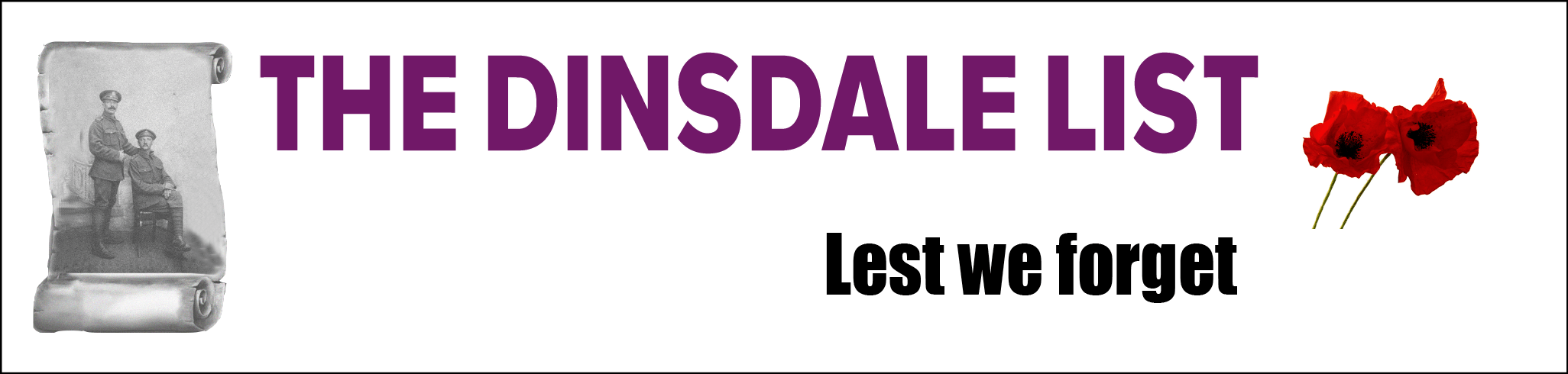 The Dinsdale List