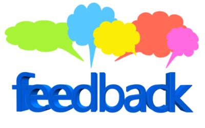 Feedback ecrit, audio et video