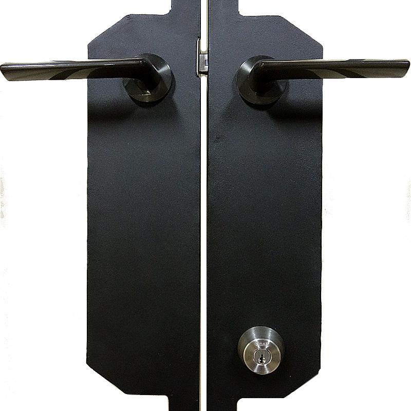 門扉用電気錠,オートロック