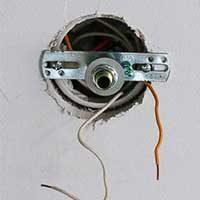 照明器具,結線,接続,輸入照明器具