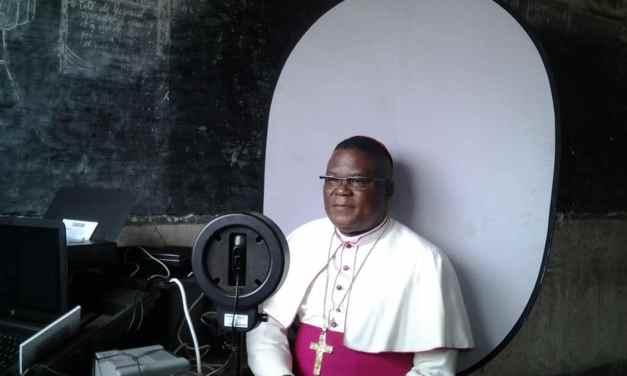 Election Décembre 2017 : Mgr José MOKO s'enrôle !