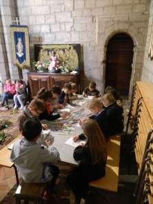 Beaumont, les enfants de l'eveil a la foi