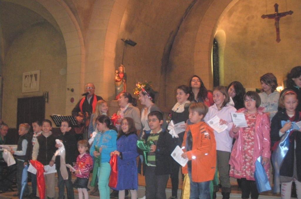 Messe de rentrée paroissiale à Ribérac