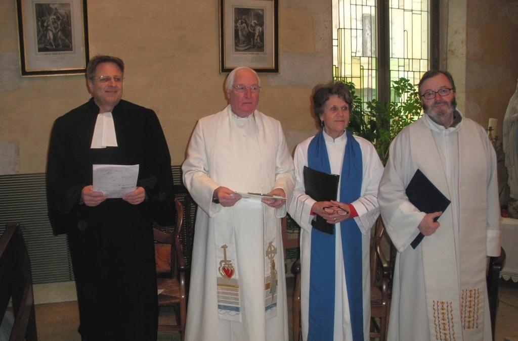 Semaine de prière pour l'Unité des Chrétiens : célébration à Ribérac