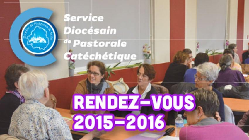 Le Programme de la Catéchèse pour 2015-2016