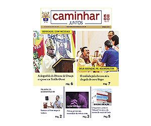 Jornal Caminhar Juntos Edição 274