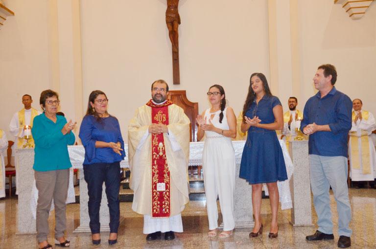 Mons. José Francisco expressa gratidão à Diocese de Uruaçu