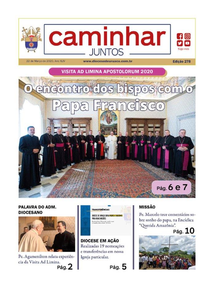 Jornal Caminhar Juntos Edição 278