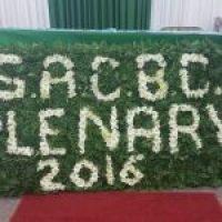 August 2016- SACBC Plenary