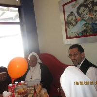 Happy Birthday mother Mary- an outing with the elderly CPS Sisters (70yrs and above)
