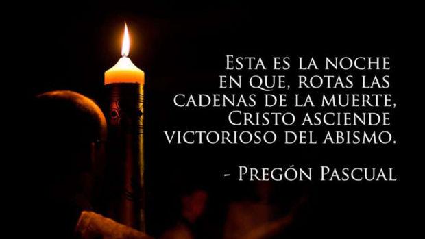 Vigilia Pascual en la noche santa