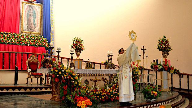Pésame por fallecimiento del Padre Gerardo Coter
