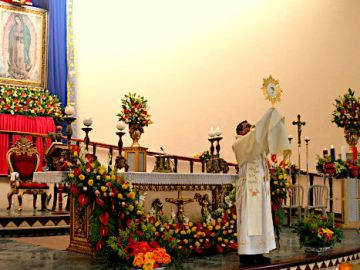 Fiesta Parroquia Guadalupe