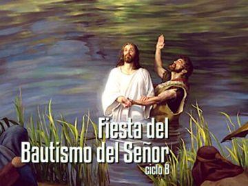 Fiesta del Bautismo del Señor