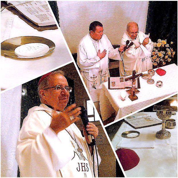 Misa Dispensario San Camilo de Lelis - Monseñor Víctor Hugo Palma