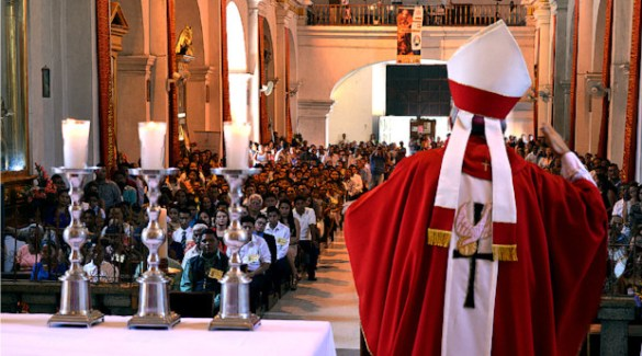 Monseñor Palma - Predica Solemnidad