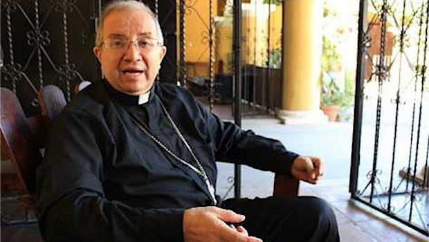 Monseñor Víctor Hugo Palma - Casa Parroquial