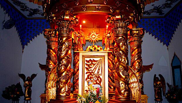 Capilla de Adoración Perpetua - Parroquia San Pablo