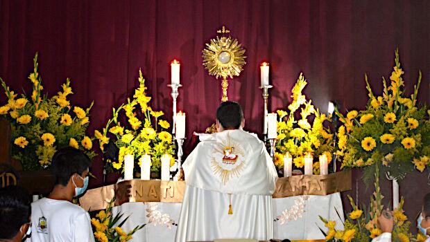 X Pascua Juvenil Diocesana – Hora Santa
