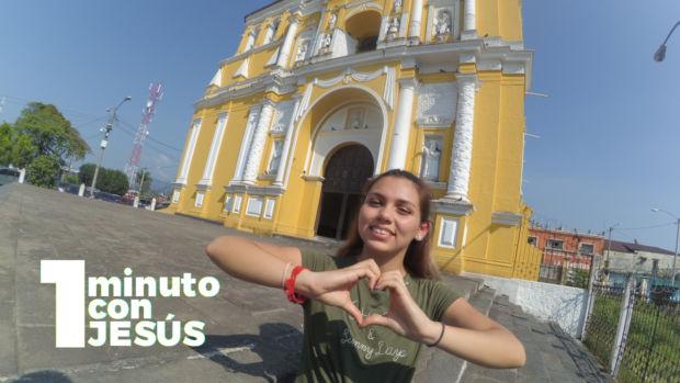 Un minuto con Jesús