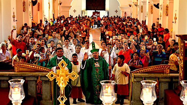 Visita Pastoral Catedral 2019