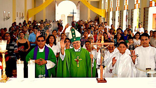 Visita Pastoral San Juan Pablo II 2019