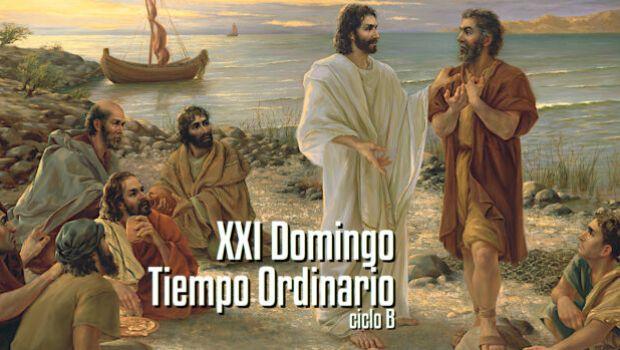 XXI Domingo del Tiempo Ordinario