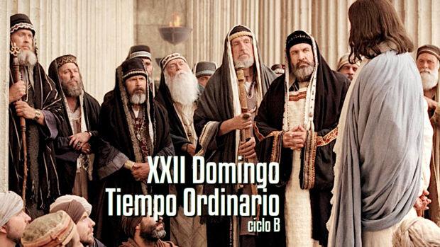 XXII Domingo del Tiempo Ordinario B
