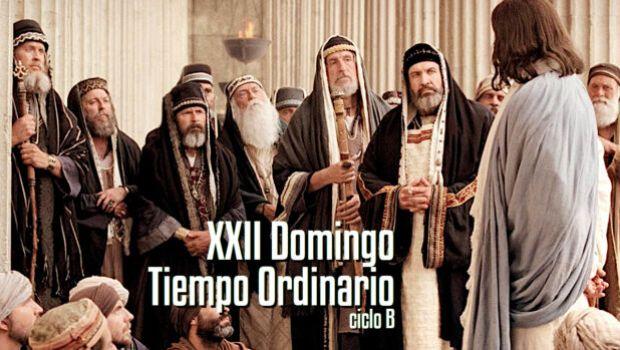XXII Domingo del Tiempo Ordinario