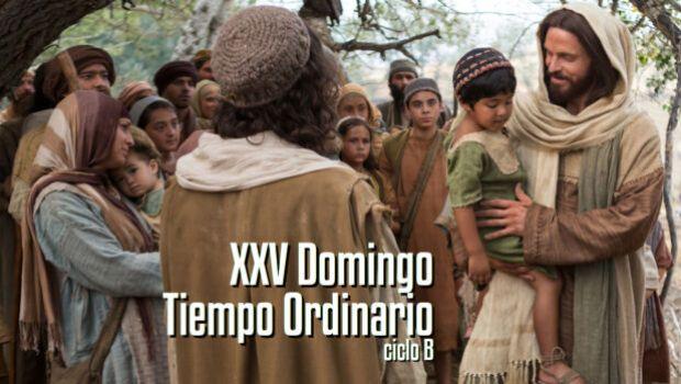 XXV Domingo del Tiempo Ordinario