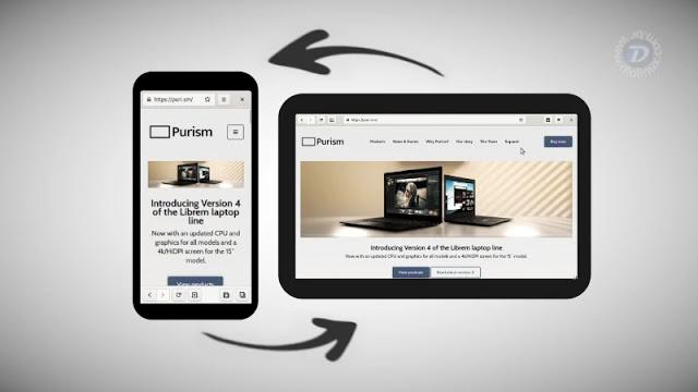 PureOS resgata o conceito de convergência entre desktop e mobile
