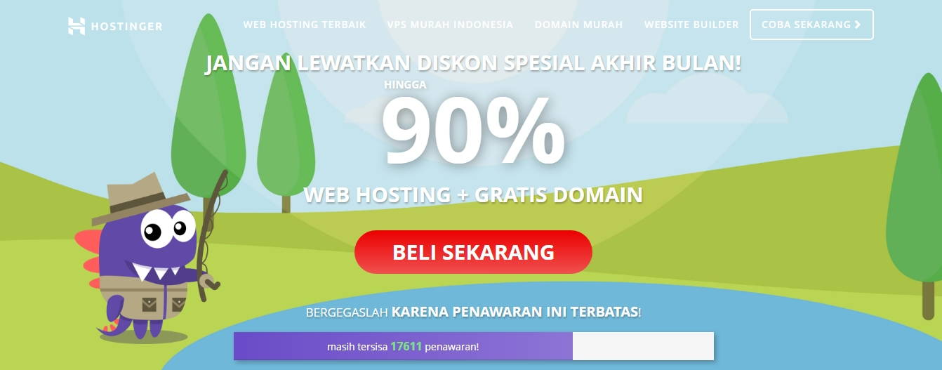 Review Hostinger Indonesia