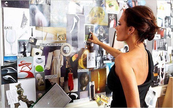 Victoria Beckham employment