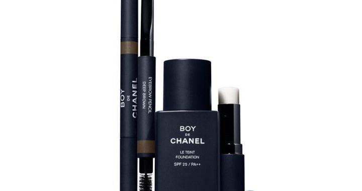 BOY de CHANEL: maquillaje para hombres