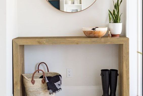 Hannun, muebles de madera