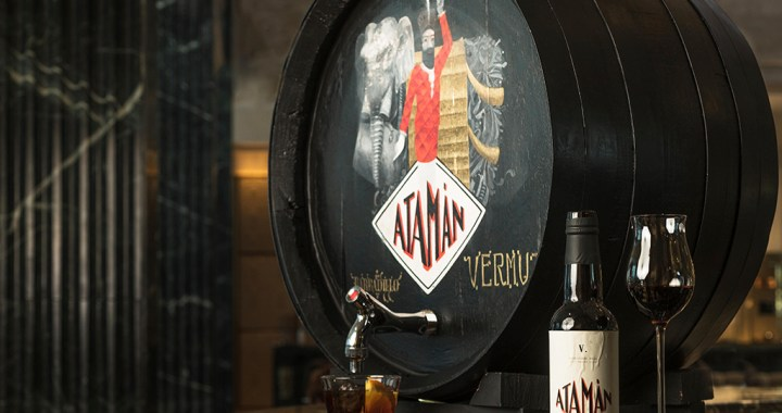Vermut, Madrid. Four Seasons Hotel