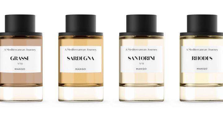 NUEVOS Perfumes MANGO para mujer y hombre