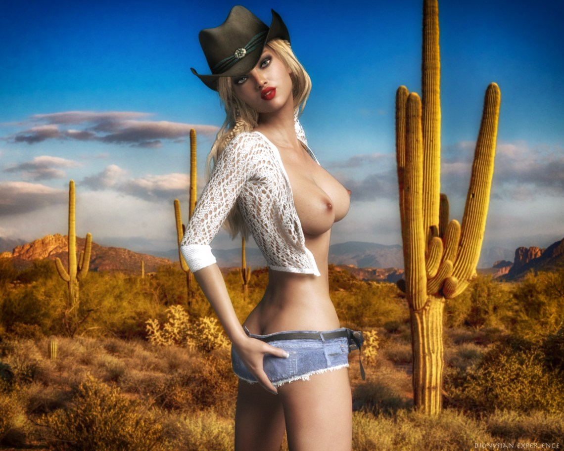 Cowgirl 1