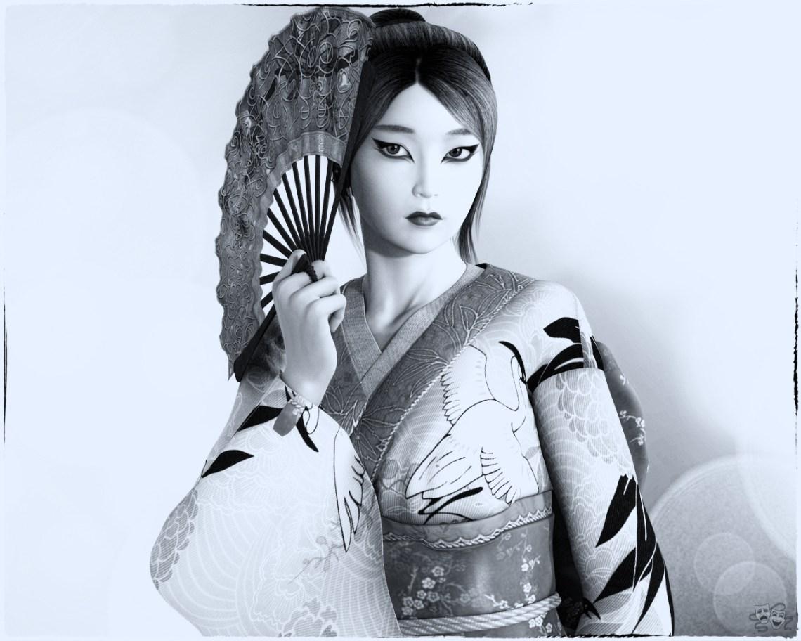 Geisha-Waiting for You v2
