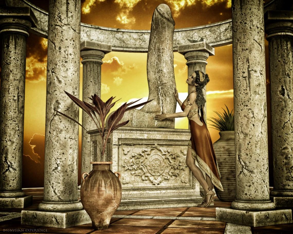 Phallus Worship 4