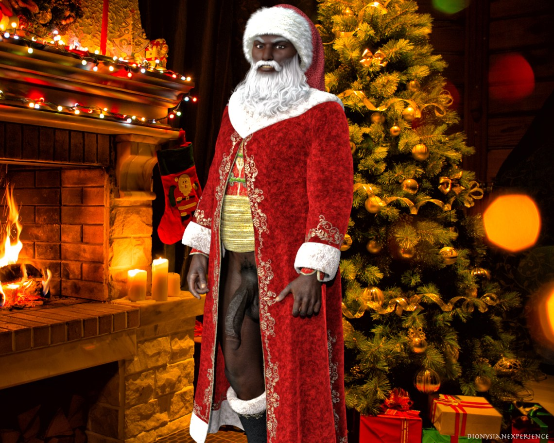 Sienna - Naughty Santa 2