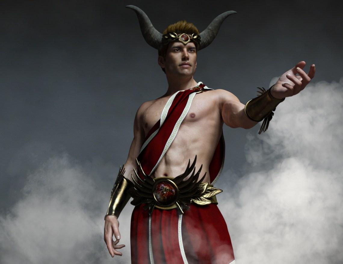 Dionysus - 10 v2