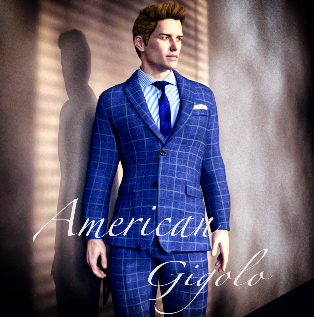 Michael - American Gigolo 1 v2