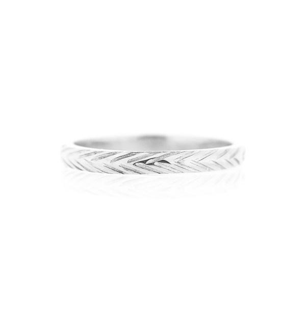 2mm width wedding ring