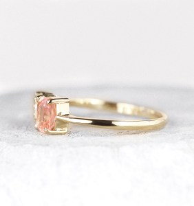 peach-sapphire-and-diamond-ring